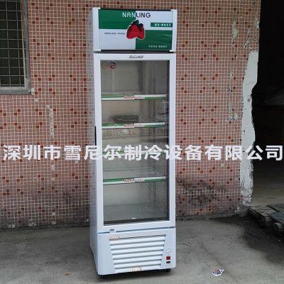 南凌冷柜/冰箱 LG-180/238/280/338 直冷啤酒饮料立式单门展示