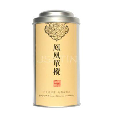 单枞茶叶铁盒 汕头乌龙茶马口铁盒 潮州凤凰单从铁罐