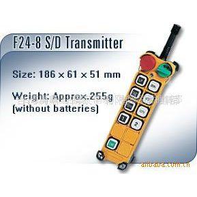 供应台湾禹鼎工业无线遥控器 起重机遥控器F24-8S 八点单速
