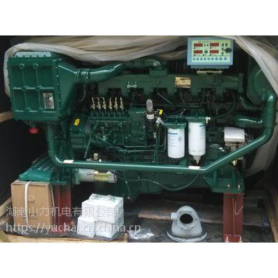 广西玉柴240/260/300/330/350/400马力船用柴油发动机