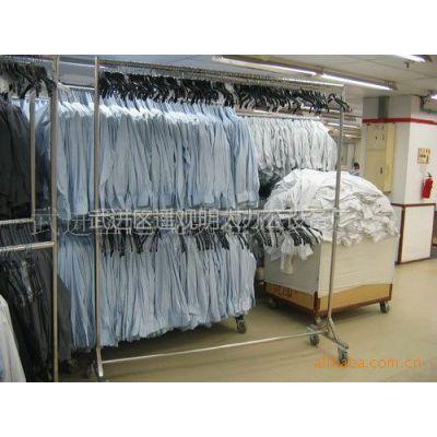 供应挂衣架 成衣架 面料推车 裁床送布架 送布车(图)