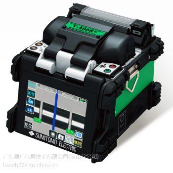 款全新精艺巧妙日本住友T400S光纤熔接机巧夺天工的技艺日本住友T400S 熔接机简直精密之极