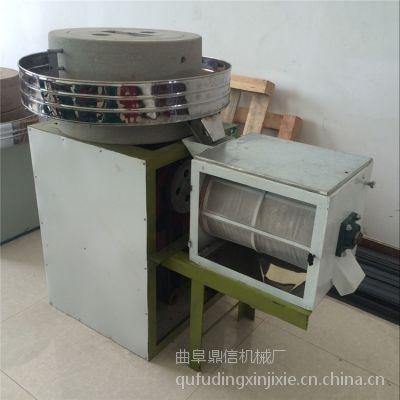 南京优质商用50型面粉专用电动石磨 粮油店电动石磨 鼎信直销