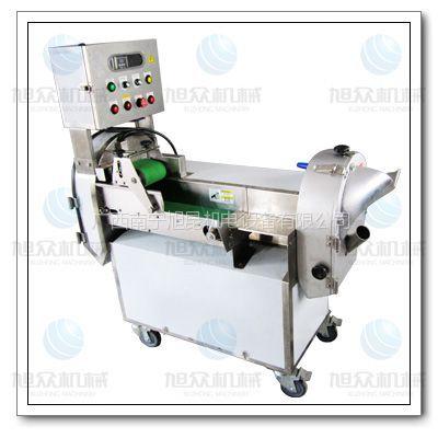 供应广西南宁旭众XZ-680A多功能切菜机-不锈钢切菜机、304不锈钢切菜机