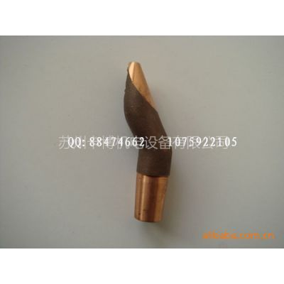 供应【价低质高服务好】点焊小弯电极 点焊机电极 铬锆铜点焊电极
