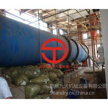 供应煤泥干燥设备的除尘器能用于35t/h的中压燃气锅炉吗?九天机械