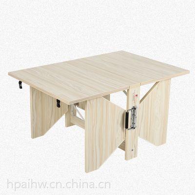 formanshow折叠桌 户外折叠桌 便携实木折叠餐桌