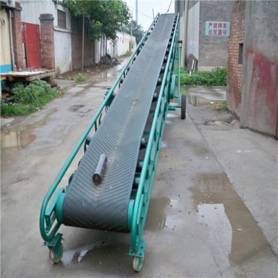 调速型大倾角式爬坡机 皮带流水线工作台