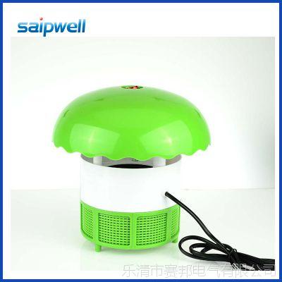 斯普威尔直销清新环保捕蚊器 光触媒灭蚊灯 家用灭蚊器