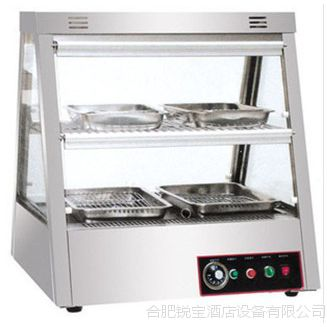 HC-2x2豪华食品保温展示柜 蛋挞陈列柜