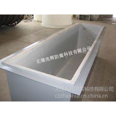 供应江苏厂家供应钢衬塑酸洗槽、钢衬塑沉淀槽、钢衬塑方槽、钢衬塑槽车