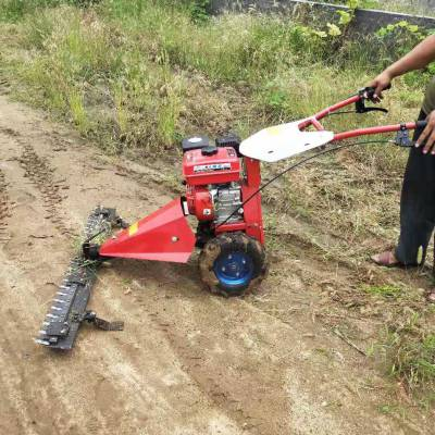 坡地剪草机价格 新款剪草机 富民牌