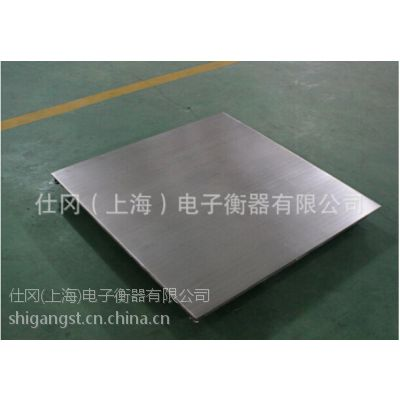 不锈钢电子秤,3吨全不锈钢电子地磅