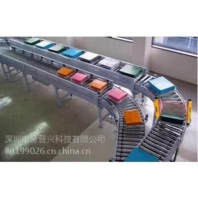 物流设备系统集成产品尺寸测量检测光栅