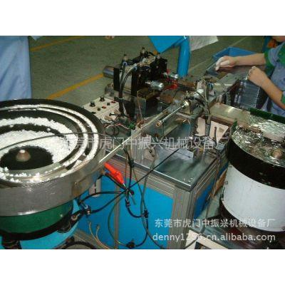 供应厂家研发制作销售,1.27mm单排排针 180度自动插针机械设备。