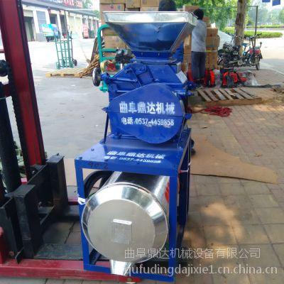 粮食去皮磨粉机 鼎达磨面机质量保证