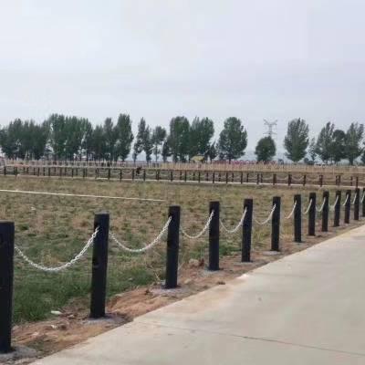 仿木栏杆?护栏 园木景观护栏 公路桥梁河道护栏