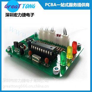 PCBA加工,深圳宏力捷快速,低价,高质