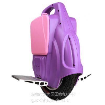 独轮智能自平衡车 独轮车电动平衡思维车代步车