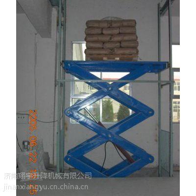 机械诚信经营、高吨位固定式升降货梯、屯昌固定式升降货梯