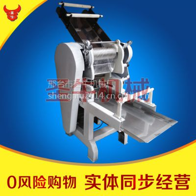 四川自动面条机设备厂家生产商用压面机多少钱