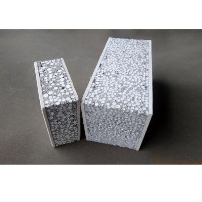 厂家直销广丰隔墙板 75mm 聚苯颗粒水泥轻质隔墙板
