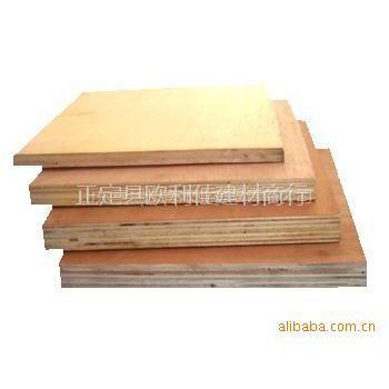 供应高档三聚氰胺家具板