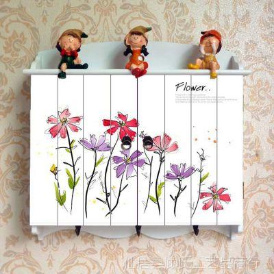 田园宜家家居 装饰壁挂柜 装饰箱~六瓣花储藏柜065壁挂储物柜
