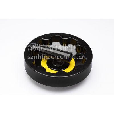 供应胶木手轮 春晓牌内波纹手轮 机械配件 多种规格可选
