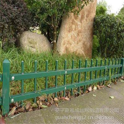 南环草坪护栏#隔离网#塑钢护栏网
