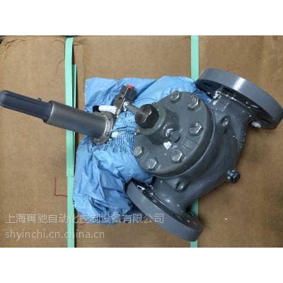EZR型FISHER燃气指挥式调压器 EZR/EZR-OSX型调压器