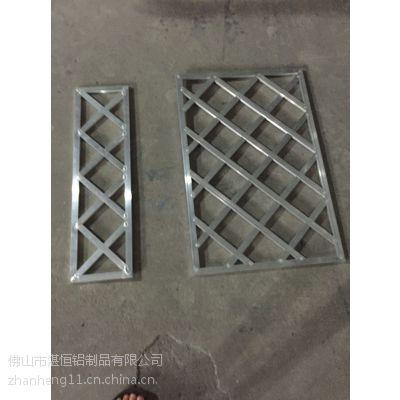 厂家供应 专业铝焊接 铝合金屏风 栏杆定制