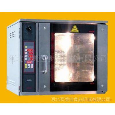 供应热风对流烤炉 5盘烤炉 +醒发室 全能蒸烤箱食品机械烘焙设备