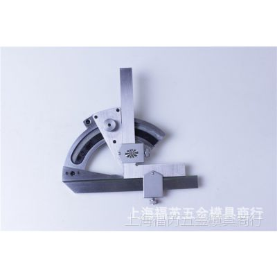 【专业厂家】供应角度尺  游标角度尺 万能量角器