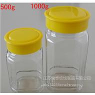 瑞泰高白料500g八角玻璃蜂蜜瓶
