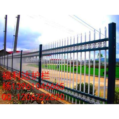 供应直销泰兴锌钢喷塑a围墙护栏泰兴建筑围墙护栏价格***低质量给力我信