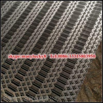 供应生产装饰钢板网护栏/热镀锌钢板网护栏/哥特式钢板网