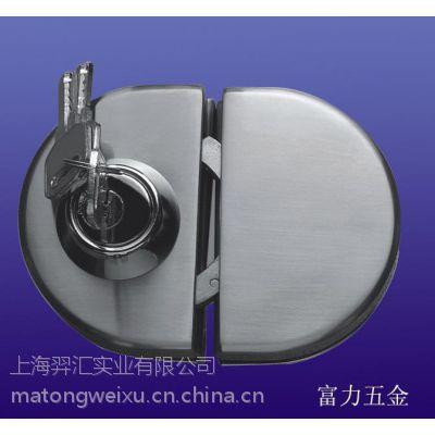 上海静安区玻璃门门夹维修 更换地弹簧 更换门锁
