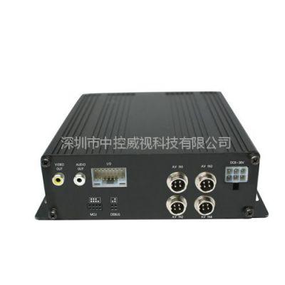供应厂价批发四路SD卡迷你型车载录像机 监控 质量保证
