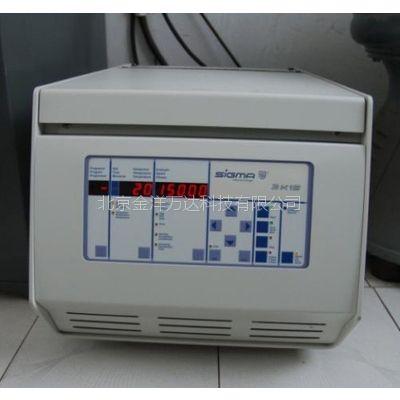 Sigma3K15 台式高速冷冻离心机 型号:Sigma3K15