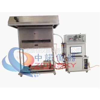 供应铺地材料辐射热通量试验装置