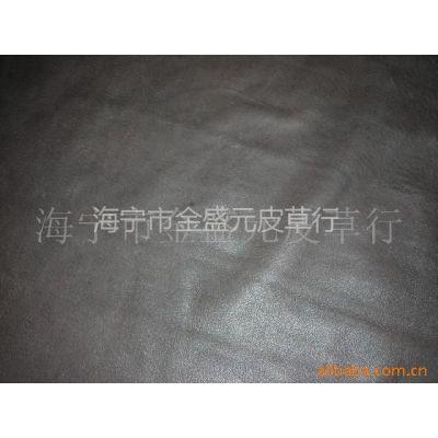 供应水洗猪皮革 清水面猪皮革 服装革