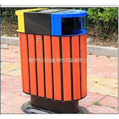 钦州市市政街道垃圾桶供应商,小区垃圾桶批发,钦州分类果皮箱款式