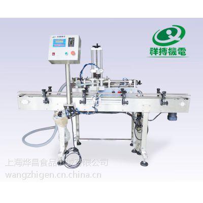 2米输送带灌装机 上海祥博灌装线