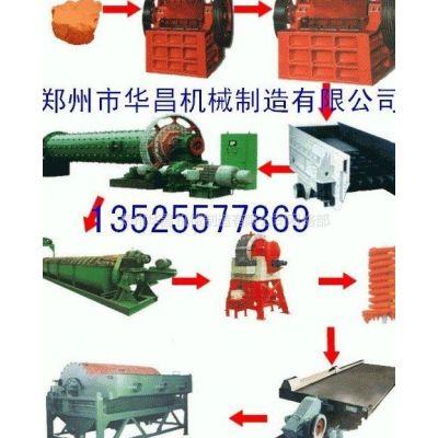 供应锑矿选矿设备的选矿工艺及价格