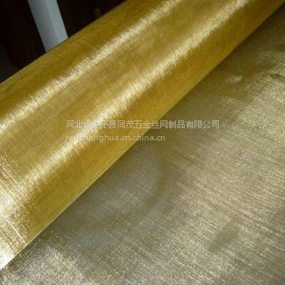 河北安平厂家供应6目~200目铜网铜丝网黄铜网
