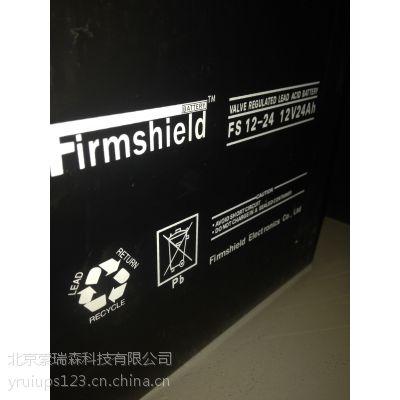 费西尔德蓄电池Firmshield FS12-20纯进口
