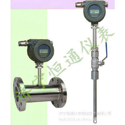 恒通满管式热式气体质量流量计DN10-DN100