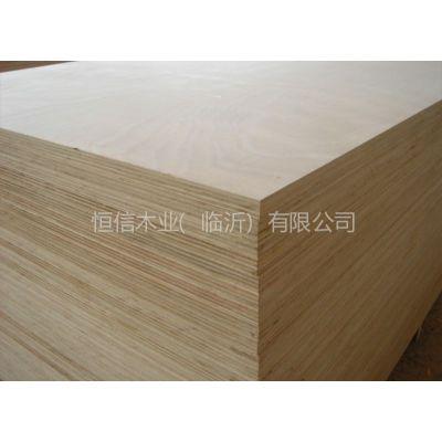 供应供应家具级胶合板 多层板 橱柜板