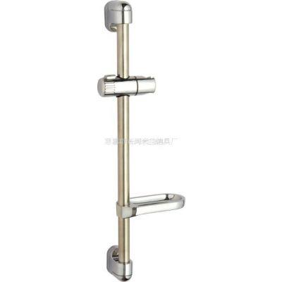 供应慈溪米兰洁具厂直供淋浴花洒配件:不锈钢淋浴花洒升降/升降杆